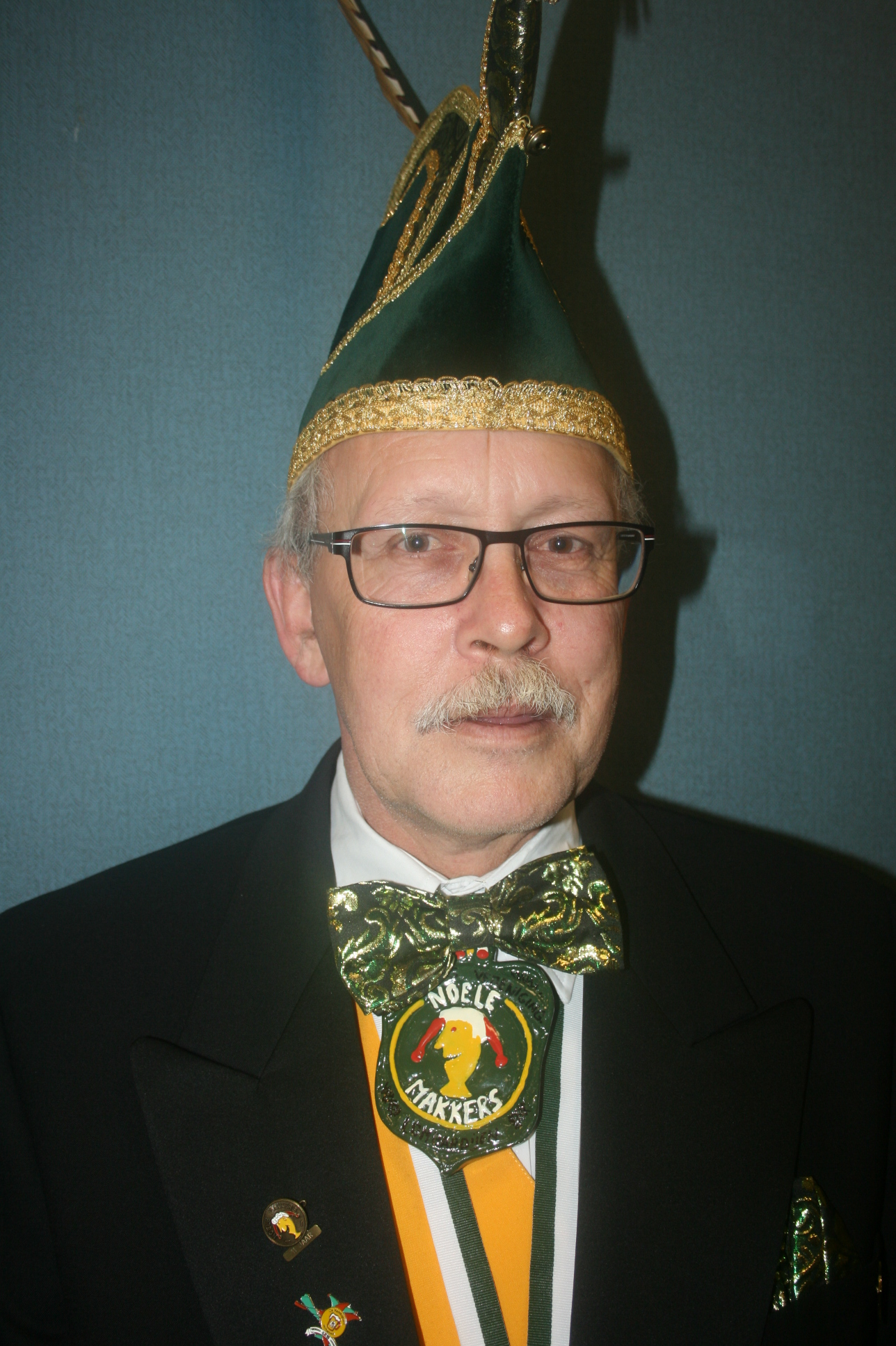Alg. bestuurslid,<br>Hoofd Huishouding:<br><span>Bouk van der Meer</span>