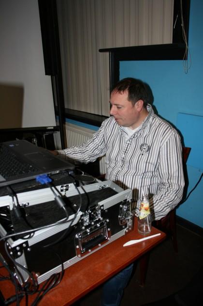 Muziek: DJ NOEL<br><span>Paul de Jongh</span>
